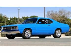 1972 plymouth duster for sale classiccars cc 641813