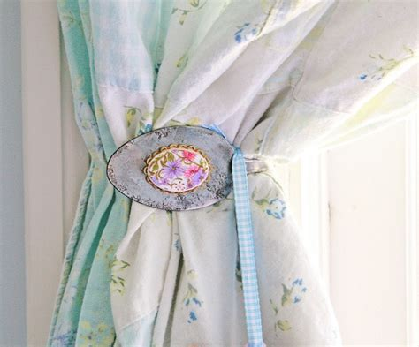 how to make curtain tie backs with ribbon 64 diy curtain tie backs guide patterns