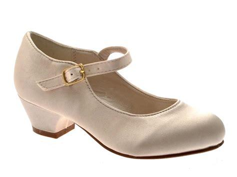 Brautschuhe Mit Kleinem Absatz by Satin Shoes Bridesmaids Small