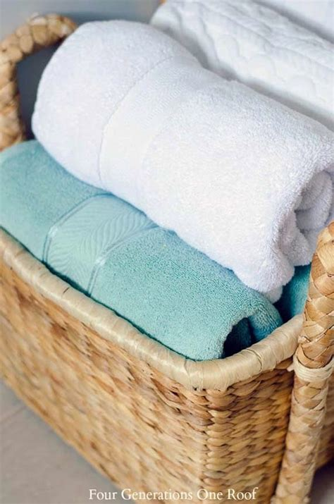 ways to hang towels in bathroom ways to hang bath towel decoratively ayanahouse