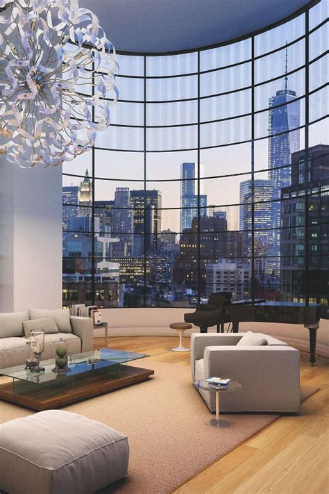 home decor nyc penthouse in new york luxury homes most beautiful