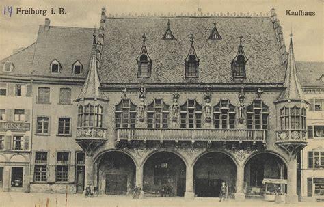 Postkarten Drucken Mannheim by Freiburg I Br Baden W 252 Rttemberg Kaufhaus Zeno Org