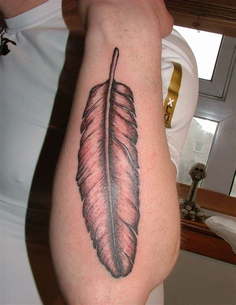 tribal eagle feather tattoo feather tattoos designs ideas and meaning tattoos for you