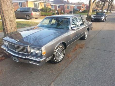 auto body repair training 1991 chevrolet caprice security system find used 1990 caprice classic brougham ls in southfield michigan united states for us 5 000 00