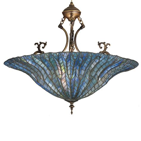 Meyda Tiffany 30993 3 Light Chandelier Large Pendant Atg Large Pendant Chandelier