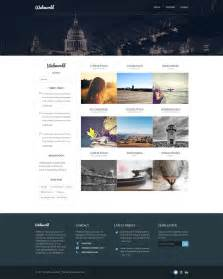 Free Homepage For Website Design by Corporate Website Template Psd Free Graphics