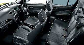 Suzuki Interior Styling Suzuki Style Interior Indian Autos