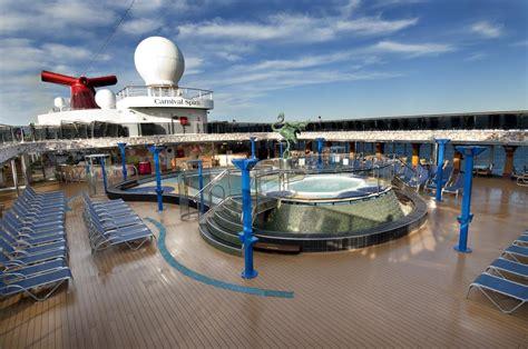 Carnival Spirit   Cruise Ship Facilities   Carnival Cruises