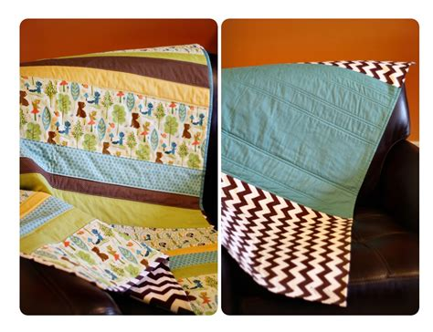 Basic Baby Quilt by Free Tutorial Basic Baby Quilt By Andrea