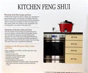 kitchen feng shui