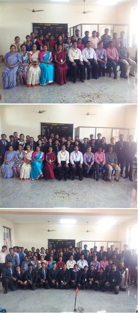 Hr Events For Mba Students by Mba Department Activities K S School Of Engineering And