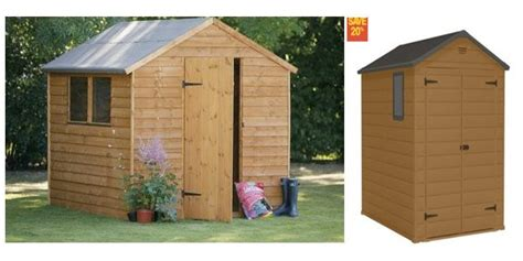 B And Q Plastic Sheds by Most Wanted The Lifestyle Magazine From Vouchercodes Co Uk