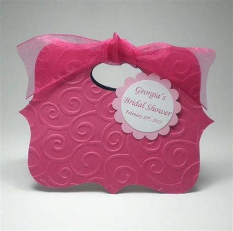 pink bridal shower gift bags wedding theme pink bridal shower favor bag box