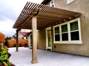 lattice patio cover southern california patios open lattice patio cover
