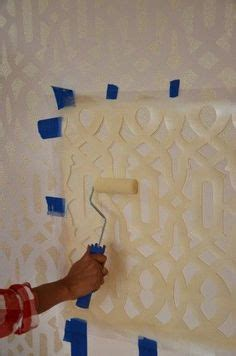 living room wall paint stencils 1000 ideas about wall stenciling on cutting