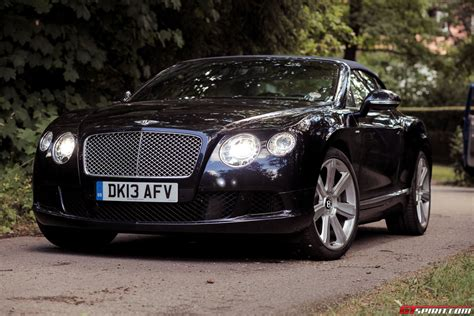 bentley continental gtc road test 2013 bentley continental gtc w12 review