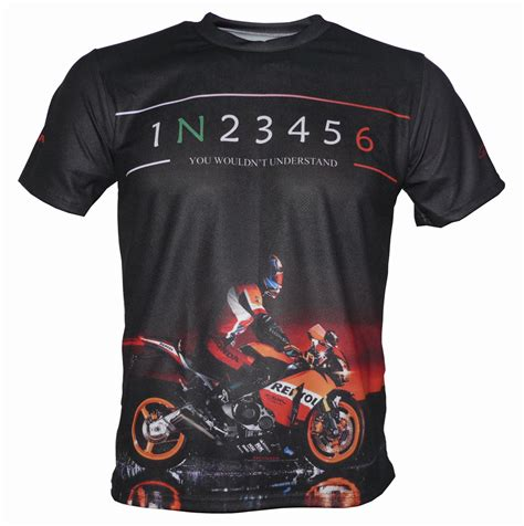 T Shirt Honda Cbr honda addicted t shirt with logo and all printed