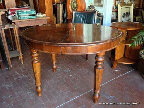tavoli da pranzo antichi antichit 224 il tempo ritrovato antiquariato e restauro
