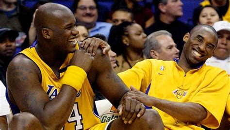 Really The Lakers by Shaq Says Lakers Should Retire Bryant S Number
