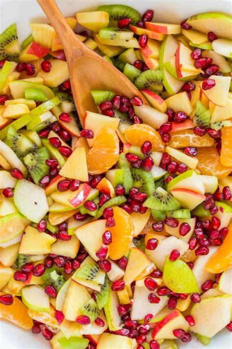 Decoration De Salade De Fruits by 1001 Id 233 Es Pour Concocter La Salade De Fruits D Hiver Id 233 Ale