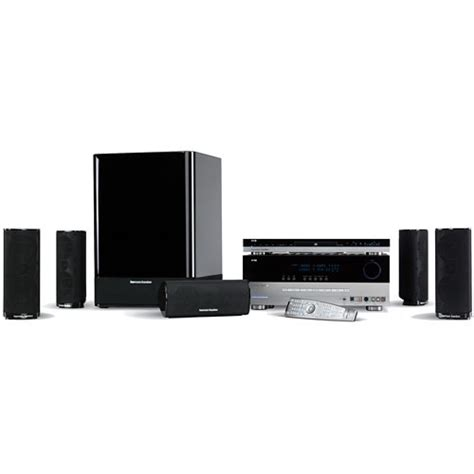 harman kardon cp 65 home theater system cp65 b h photo