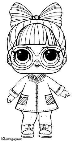 worry doll coloring page trouble squeaker jpg 711 215 499 pixels lol party