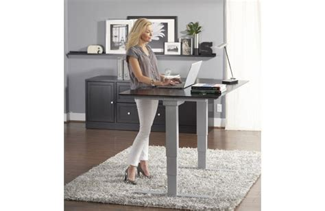 desk that moves up and down 29 amazing office desks that move up and down yvotube com