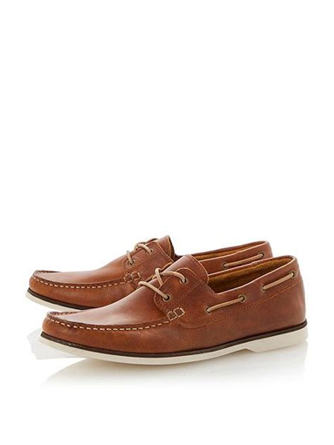 house of frazer shoes bertie battleship boat shoes tan house of fraser