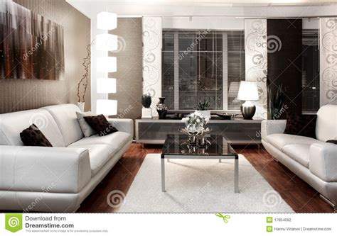 le modern wohnzimmer salle de s 233 jour moderne photographie stock image 17854092