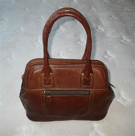 Coach Legacy Thompson Satchel by Coach Brown Leather Thompson Legacy Doctor Top Handle