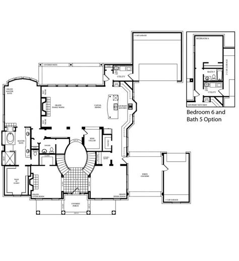 grand homes hton 3 floor plan