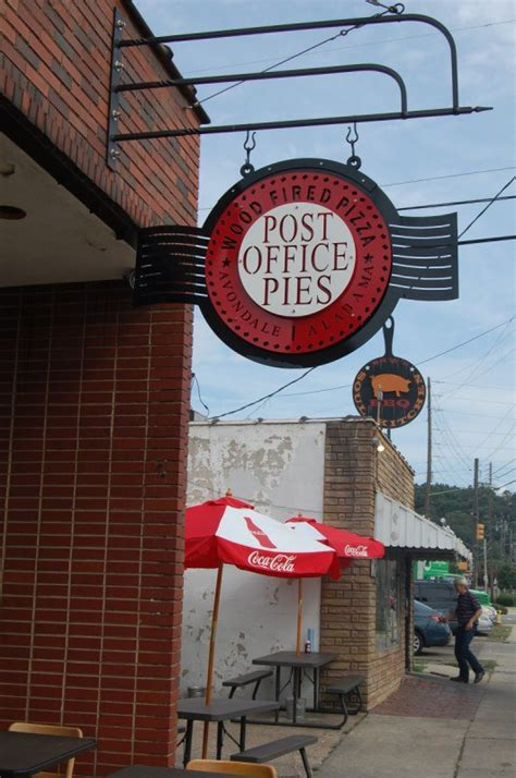 Post Office Pies Birmingham by What S New In Avondale