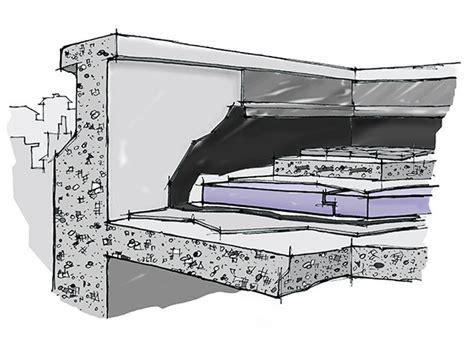 tetto terrazza tetto rovescio praticabile o tetto a terrazza tetto