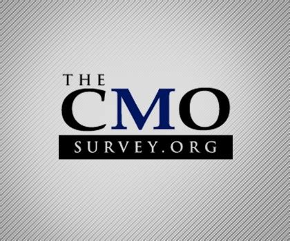 Duke Mba Marketing Club by The Cmo Survey Can Marketing Do More With Less Signal