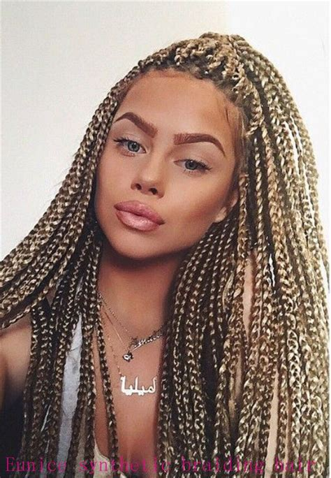 best braiding hair for box braids 17 best images about box braids hair on pinterest