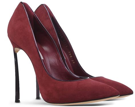 burgundy shoes color story 14 burgundy shoes for every fall occasion