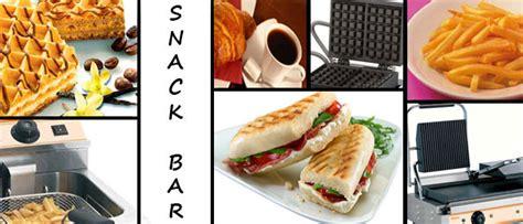 snack bar cuisine equipement de cuisine pour snack bar ou fast food mcr