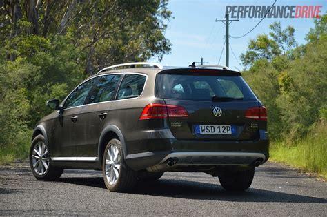 volkswagen alltrack black 2013 volkswagen passat alltrack tdi review performancedrive