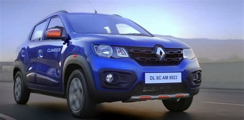 renault climber colours renault india launches live for more style ad caign