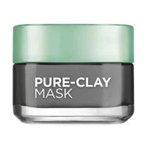jual l oreal clay mask green masker wajah 50 ml