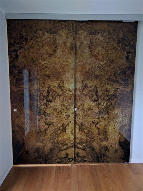 porte vetro decorate porte vetro scorrevoli decorate marmo produzione