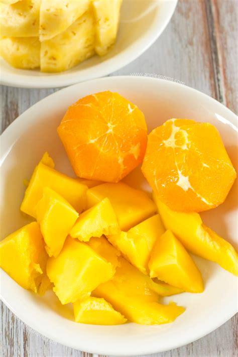 Jine Pineapple Orange Mango orange mango and pineapple juice s noms