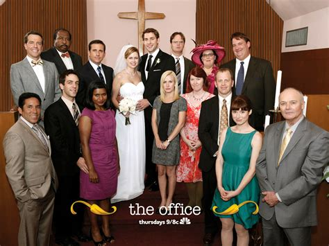 The Office Cast by Yonomeaburro Foto The Office Wallpaper