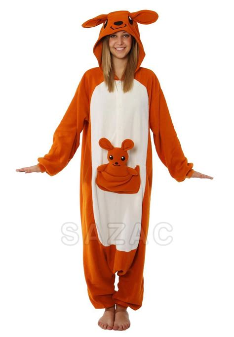 Are Babies Blind Kigurumi Shop Kangaroo Kigurumi Animal Onesies