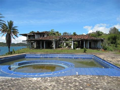 Pablo Escobar House For Sale by Pablo Escobar S Palace On A Remote Island The