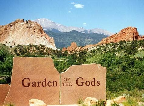 Can You Visit Garden Of The Gods In Winter Hotels In Colorado Springs Places To See In Colorado Springs