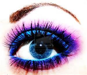 colorful eye makeup colorful eye makeup by xxxcheyennexxx on deviantart