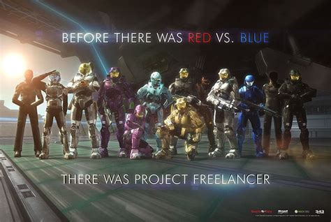 Free Lance Projects For Mba by Project Freelancer Before There Was Vs Blue There