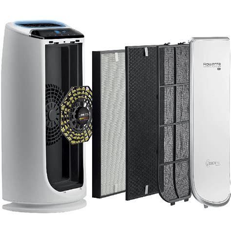 rowenta pu6020f0 air purificador de aire 750w