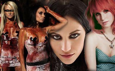 best alternative singers list the twenty sexiest singers of fronted rock